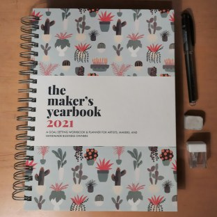 The Maker's Yearbook 2021