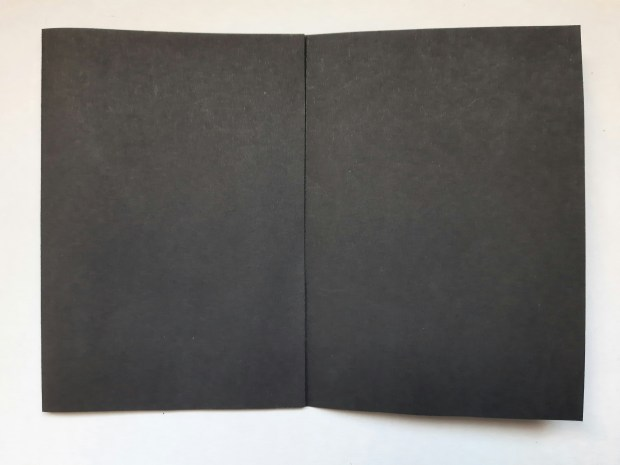 folding in the left-hand section