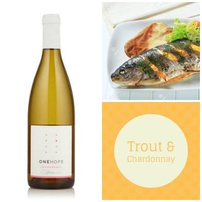 Trout & Chardonnay