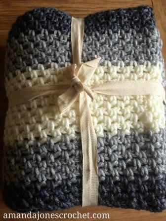 Soft Grey Blanket image
