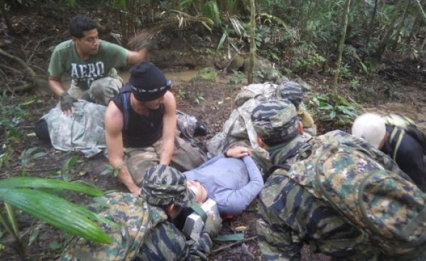More rangers were trained to work inside the Chiquibul