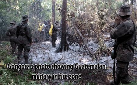 Militares-Guatemala-in-fire
