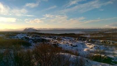 Thingvellir National Park & Eurasian Tectonic Plate