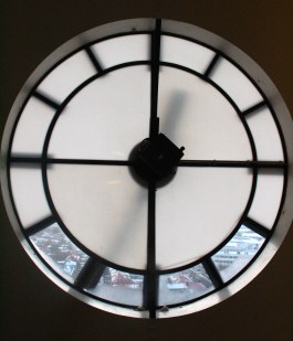 Hallgrimskirkja Clock Tower