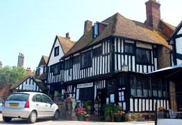 Mermaid Inn, Rye
