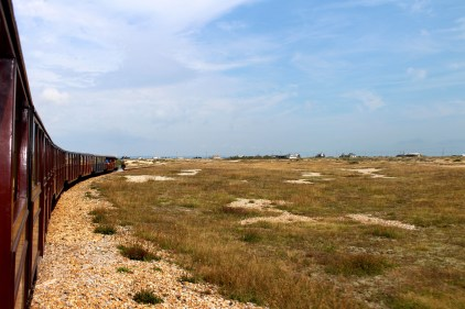 Romney, Hythe & Dungeness Railway Dungeness Nature Reserve
