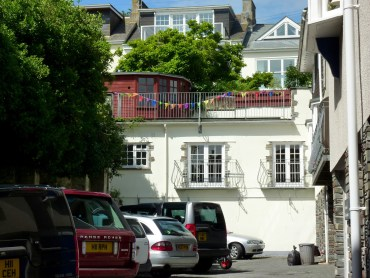 Beautiful house in Salcombe that I spent a lot of my childhood summers