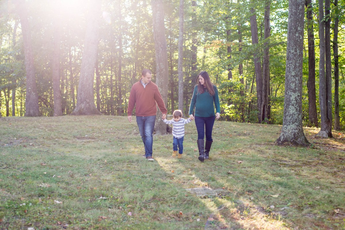 Family/Maternity Session/Town of Wallkill Park, NY