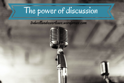 The power of discussion