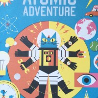 Discovering our World in Picture Books PART 4: Atomic Adventure by Dr. Dominic Walliman & Ben Newman