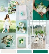 Spring Green and Mint