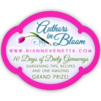 Authors in Bloom: Amanda Mariel's Giveaway