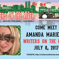 Writers on the River: July 8 2017