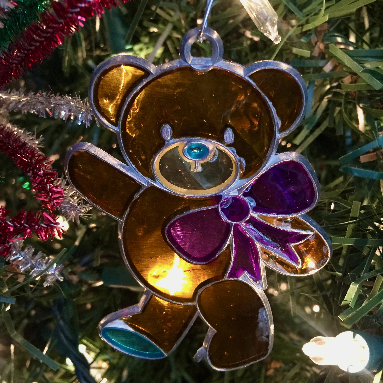 Hallmark Keepsake Ornament 2016 Three Years Cute Boy
