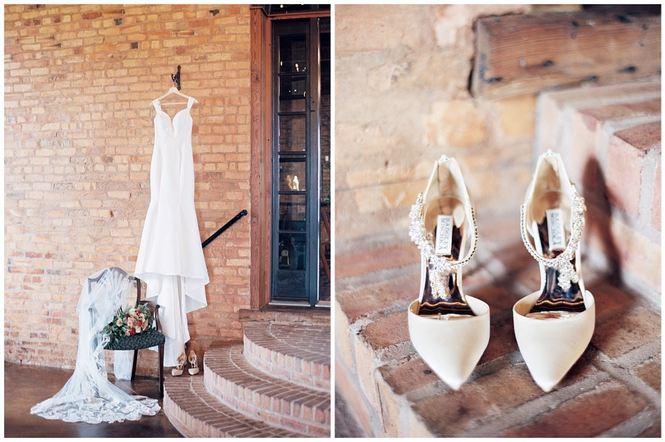 Bride Dress and Details at Historic Smithonia Farm