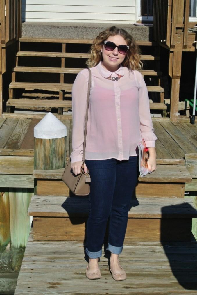 pink lady look