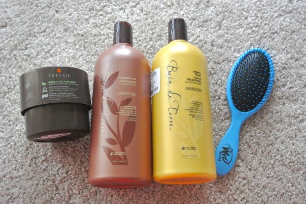My Current Hair Care Routine