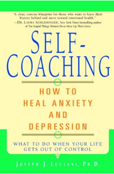 Book Chats: Self-Coaching, How to Heal Anxiety and Depression