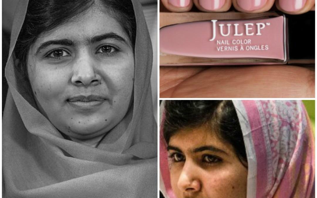 Malala Yousafzai and Kylie Jenner