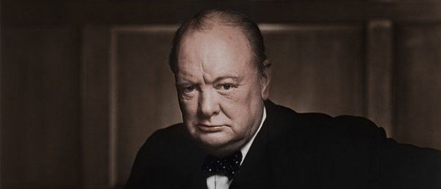 There arose a generation that did not know Churchill knew the Lord…