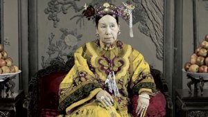 Behind the Story - Empress Cixi
