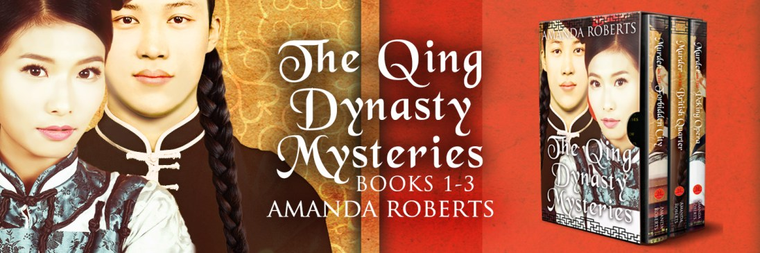 Qing Dynasty Mysteries Boxset TWITTER
