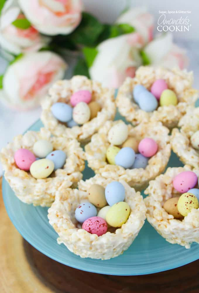 Quick Easter Cakes