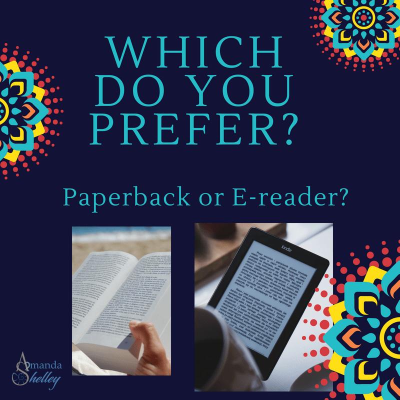 Ereader or paperback