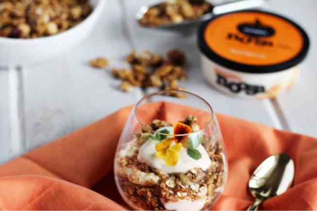 Noosa Yoghurt, Noosa Pumpkin, granola recipe, pumpkin granola recipe