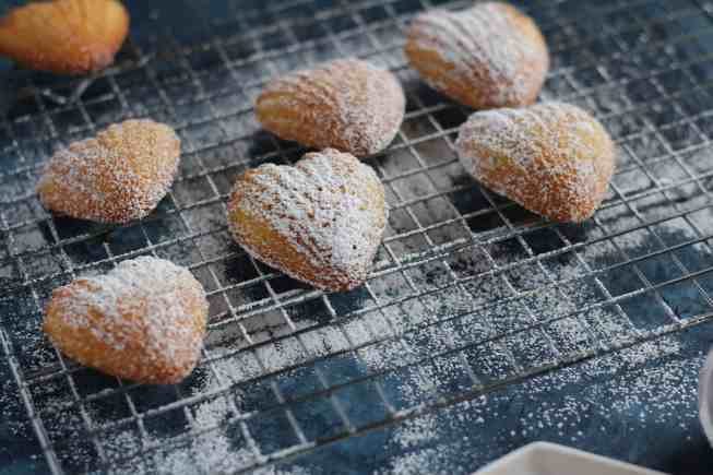 French Madeleines