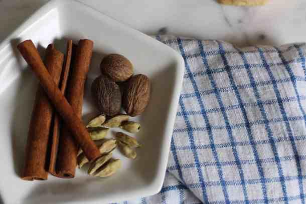 cinnamon cardamom snickerdoodles