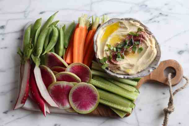 smooth hummus recipe amandas plate