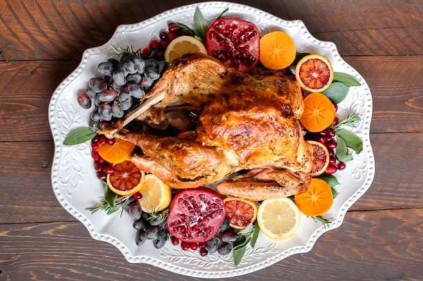 Amanda's Plate Turkey recipe