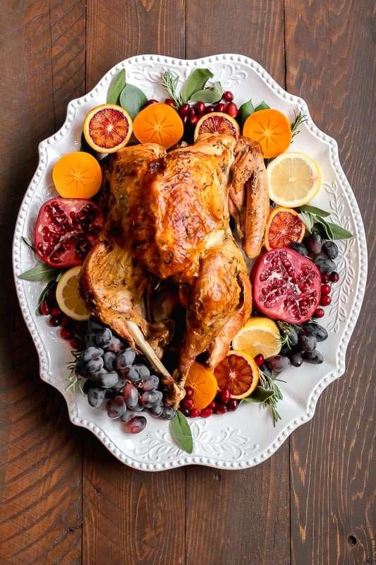Turkey Bring To Room Temperature