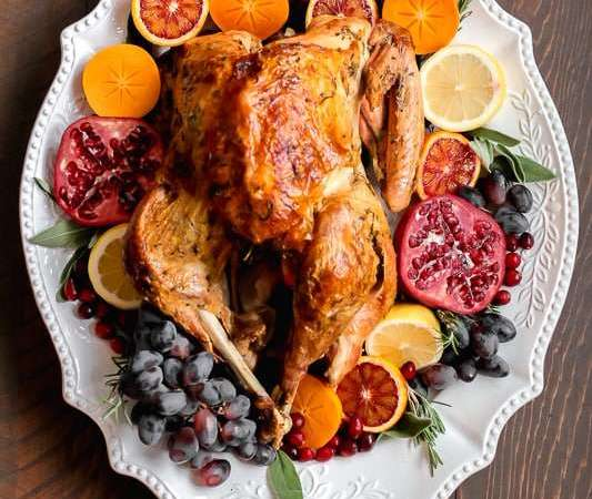 Citrus and Herb Turkey Recipe