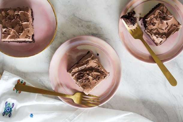 amandas chocolate cake