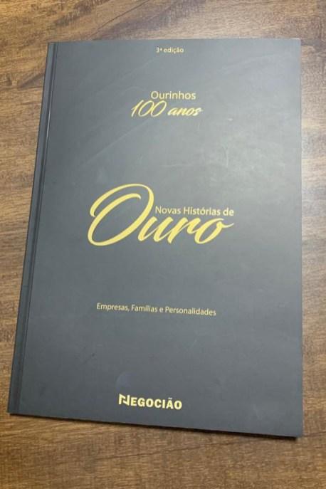 Terceira edição do Livro dos 100 anos de Ourinhos