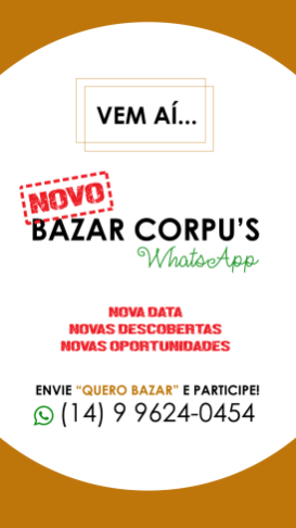 Bazar online no WhatsApp- Corpu's Moda praia e fitness