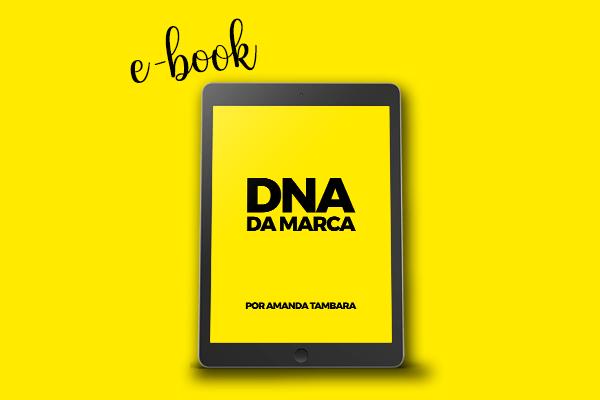 DNA da marca por Amanda Tambara