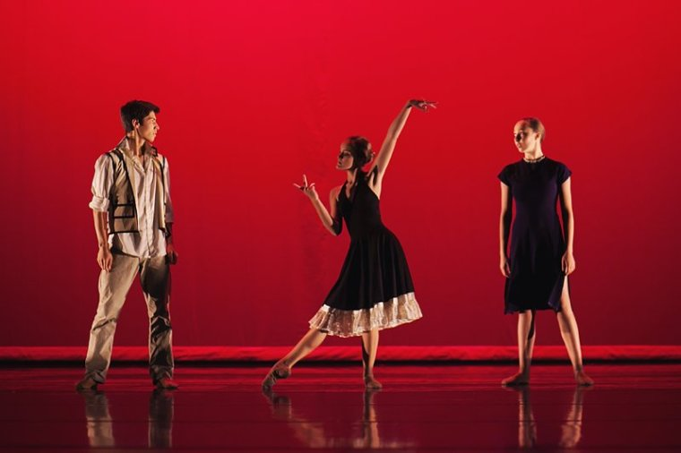 In the Along | Colorado Conservatory of Dance | http://www.amand