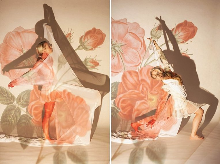 Botanical Illustrations, Sarah Tallman, Denver Dance, Denver Dance Photography, Colorado Dance, Colorado Dance Photography