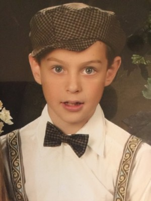 The soon-to-be-college student who posed for a picture in bowtie after his mom bribed him with Subway.