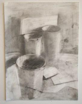 "graphite on mylar, 12""x 9"", 2012"