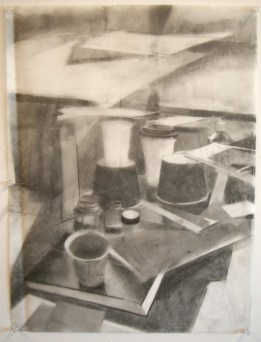 "graphite on mylar, 24""x 18"", 2012"