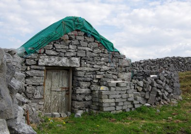 Shed, Inis Mór, Aran Islands, Ireland