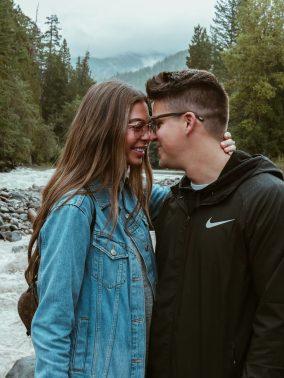 Haylee and Scott Couple Photos