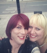 out in Burton On trent