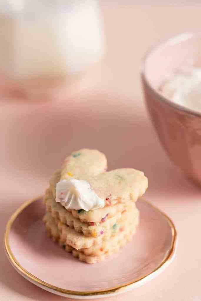 heart shaped dunkarros