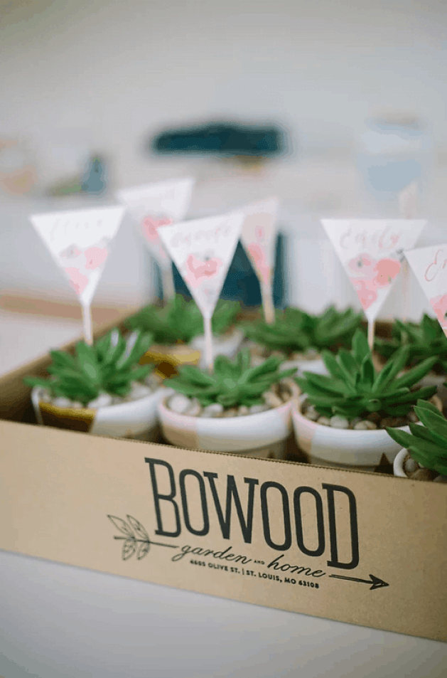plant placecards