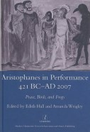 Aristophanes in Performance book cover